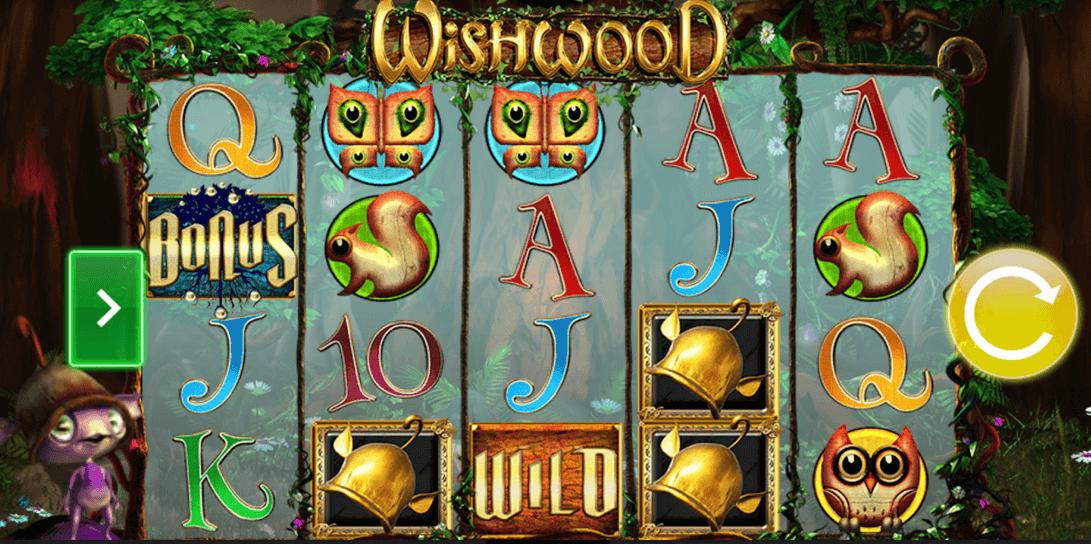 Wishwood Slot mobil