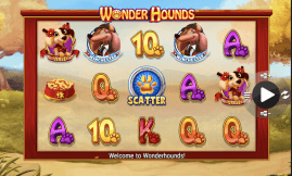 Wonder Hounds Slot