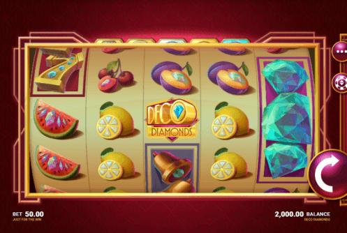 Deco Diamonds Slot