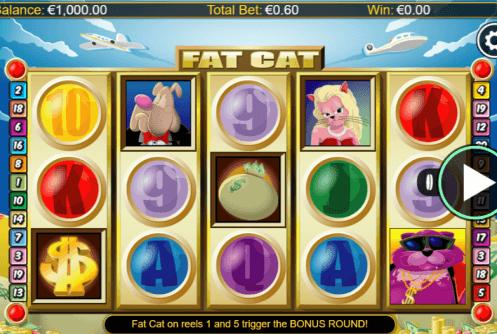 Fat Cat Slot