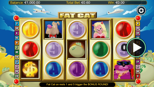 Fat Cat Slot