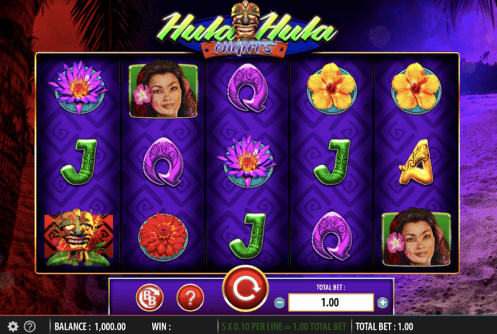 Hula Hula Nights Slot