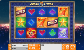 Joker Strike Slot