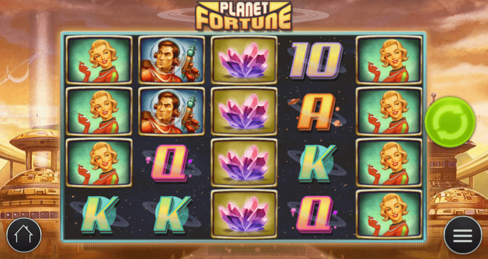 Planet Fortune Slot mobil