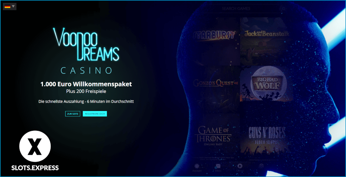 voodoo dreams erfahrungen