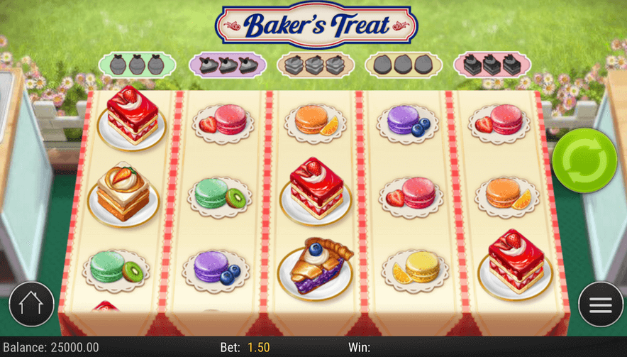 Bakers Treat Mobil