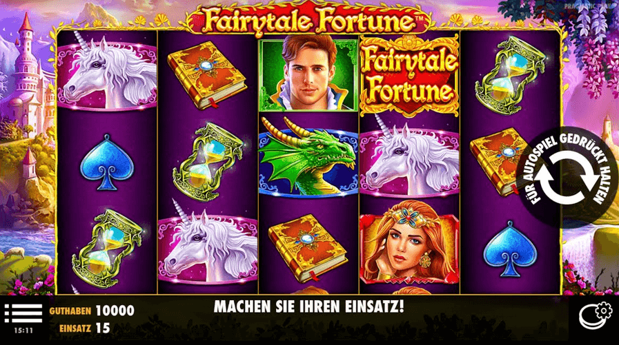 Fairytale Fortune Mobil