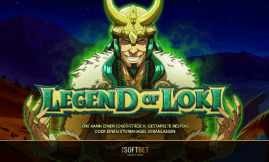 Legend of Loki isoftbet