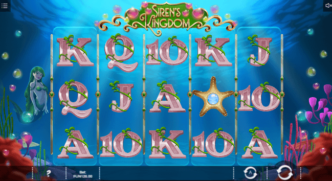 Siren´s Kingdom Slot