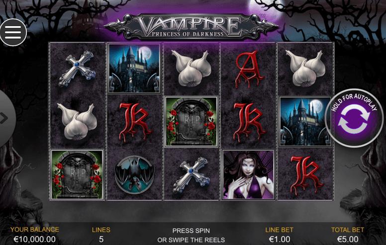Vampire Princess of Darkness Mobil