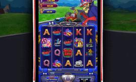 Wacky Races Slot