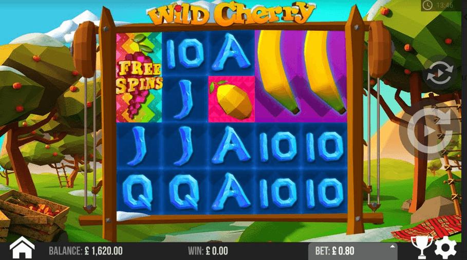 Wild Cherry Slot mobil
