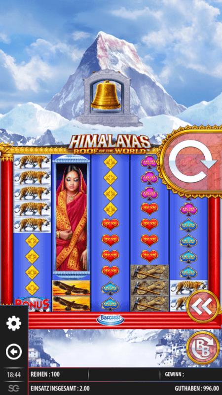 Himalayas mobile