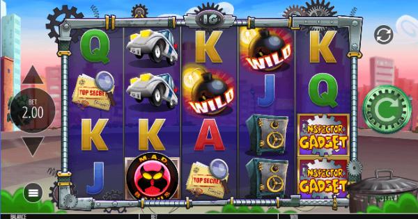 Spiele Inspector Gadget - Video Slots Online