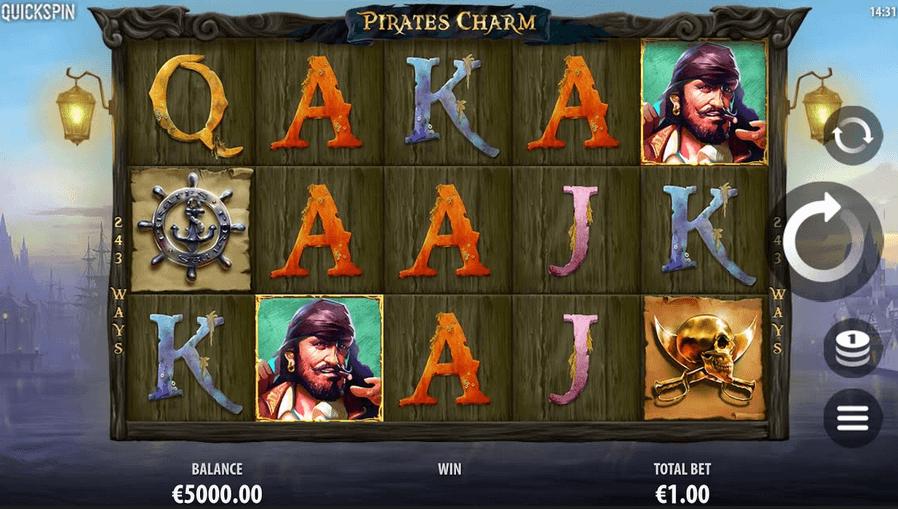 Pirates Charm Mobil