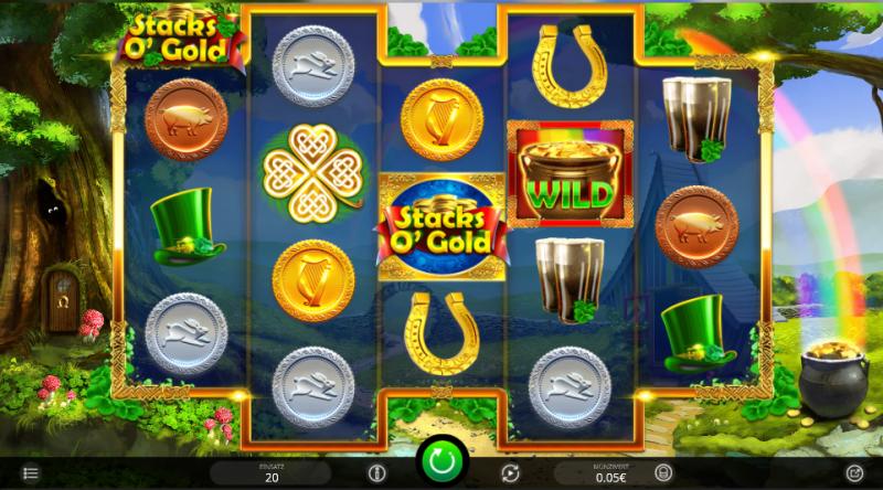 Spiele Stacks O Gold - Video Slots Online