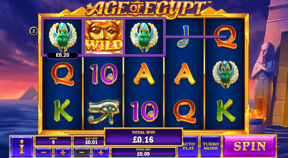 Age of Egypt - Gesamt 2