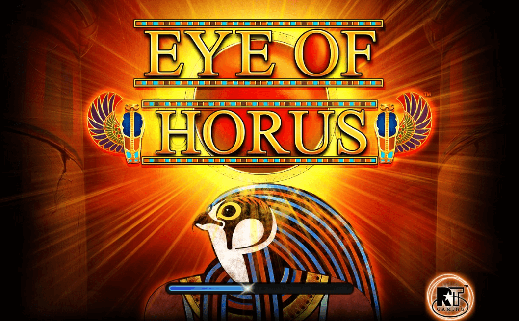 reel time gaming spiele eye of horus