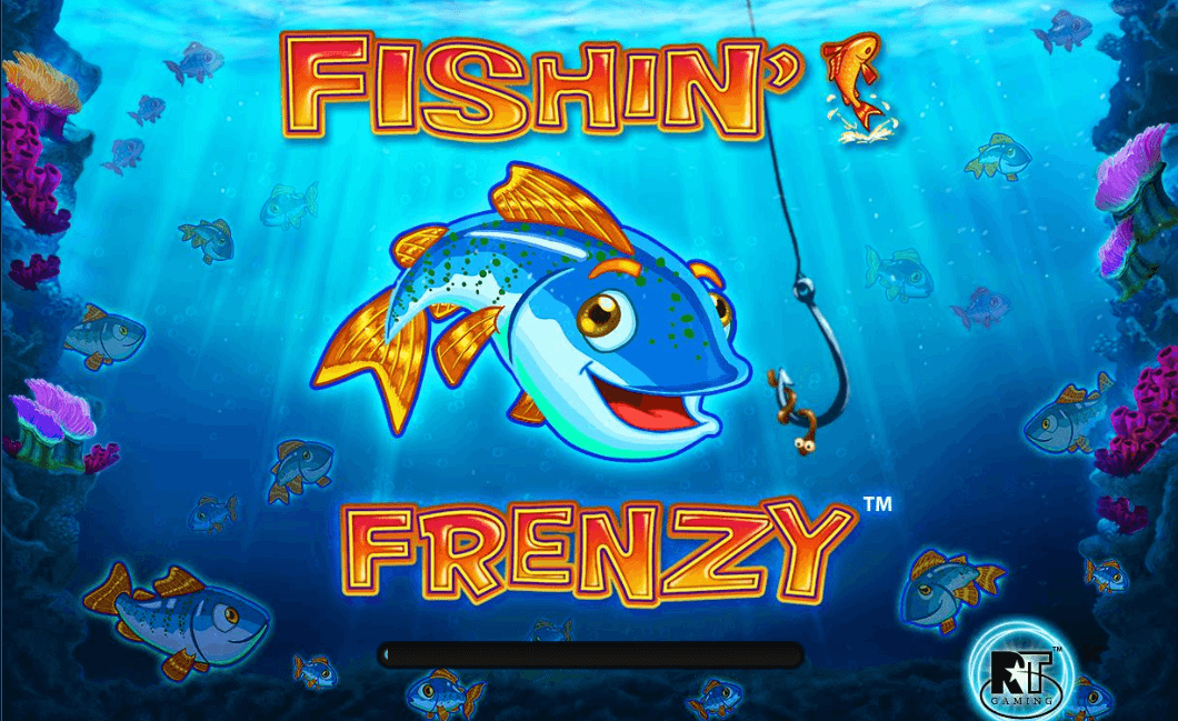 reel time gaming fishin frenzy