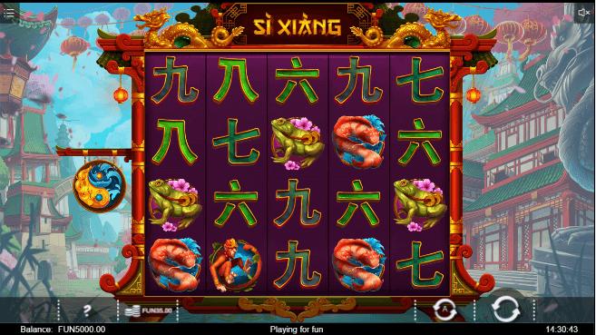 Si Xiang Slot Test