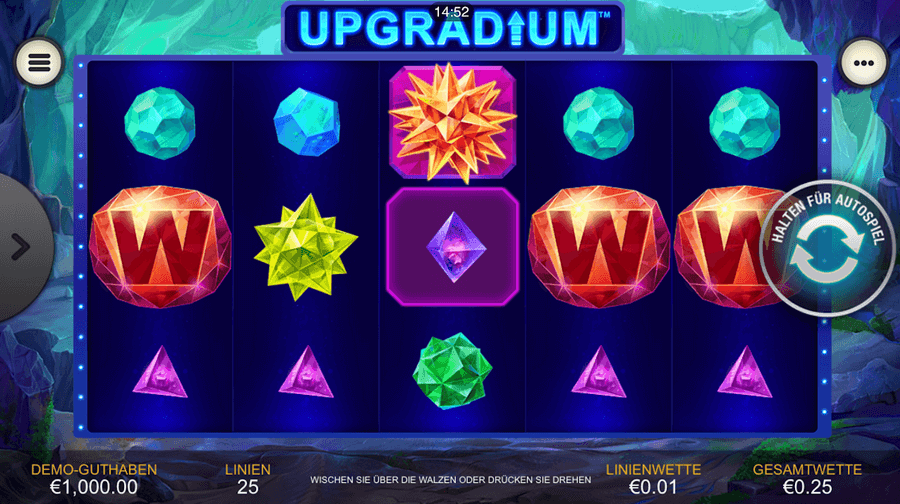 upgradium slot mobil