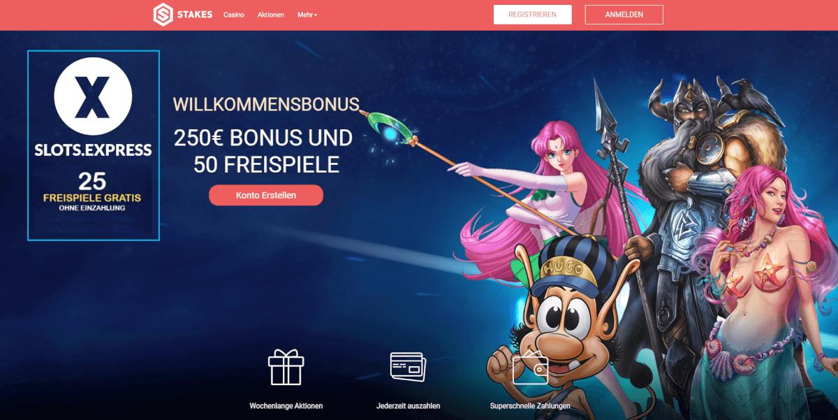 Willkommen im StarGames Online Casino
