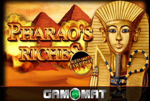 Pharaos Riches Online Spielautomat