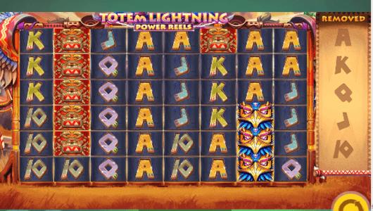 Totem Lightening Power Reels Beitrag