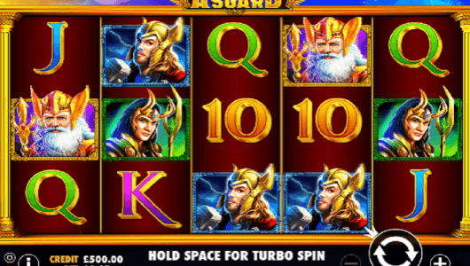 asgard slot review