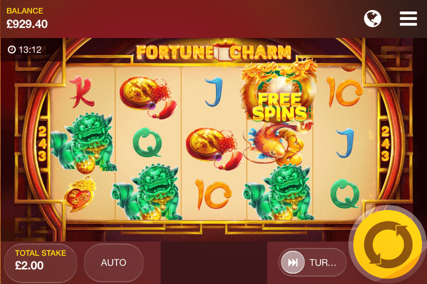 Fortune Charm Slot Mobil