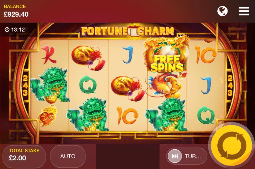 Fortune Charm Slot Mobil