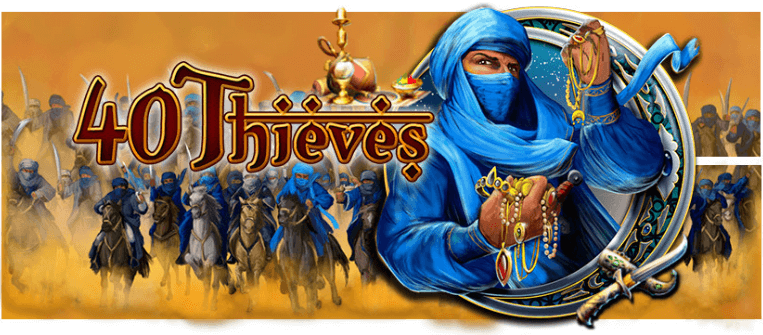 Bally Wulff online spielen 40 Thieves