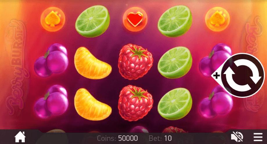 Berryburst Slot mobil