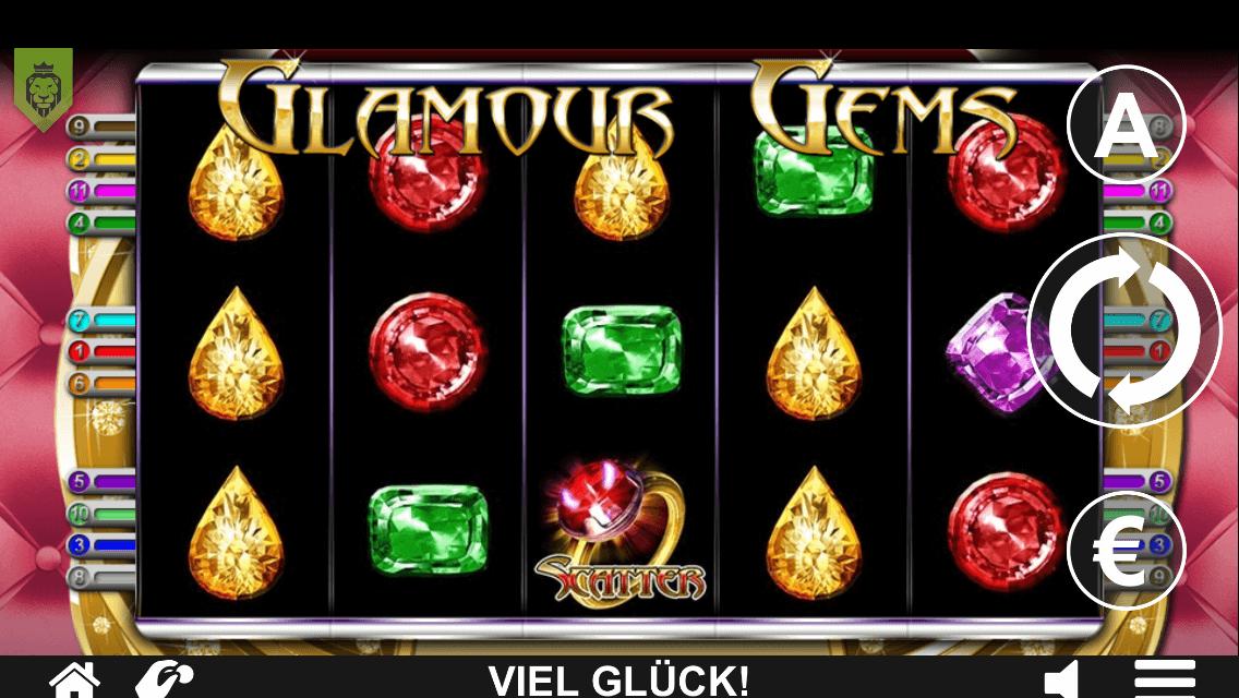 Glamour Gems Slot mobil