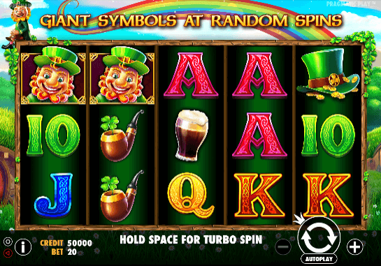 Leprechaun Song Slot