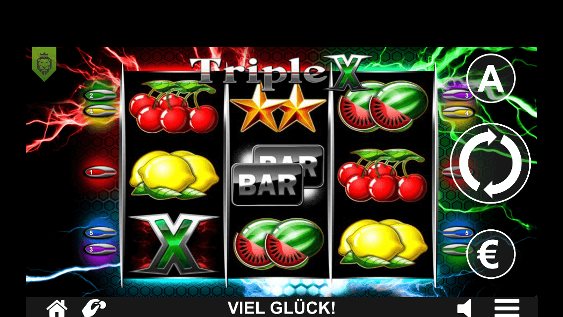 Triple X Slot mobil