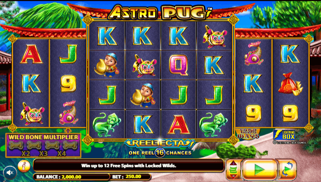 Astro Pug Slot
