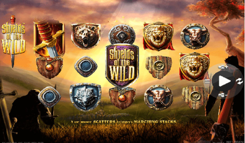 Shields of the Wild Beitrag