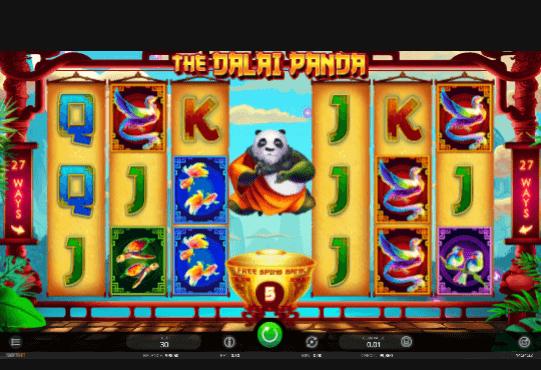 The Dalai Panda Slot