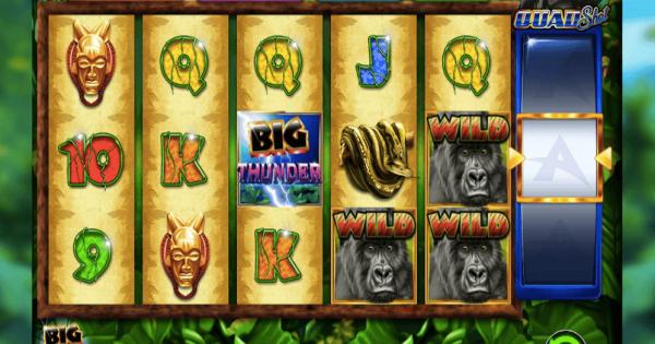 Spiele Big Thunder Quad Shot - Video Slots Online