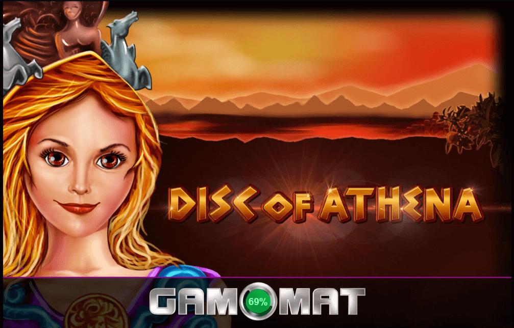 Disc of Athena Slot