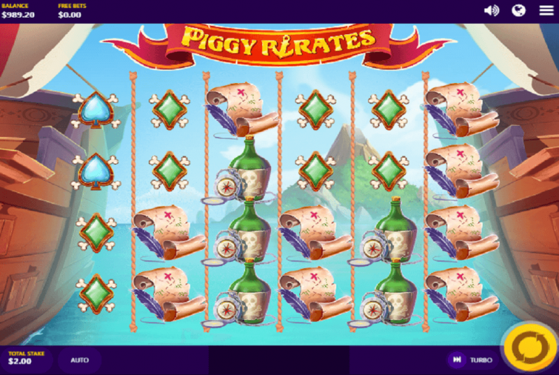 Spiele Piggy Pirates - Video Slots Online
