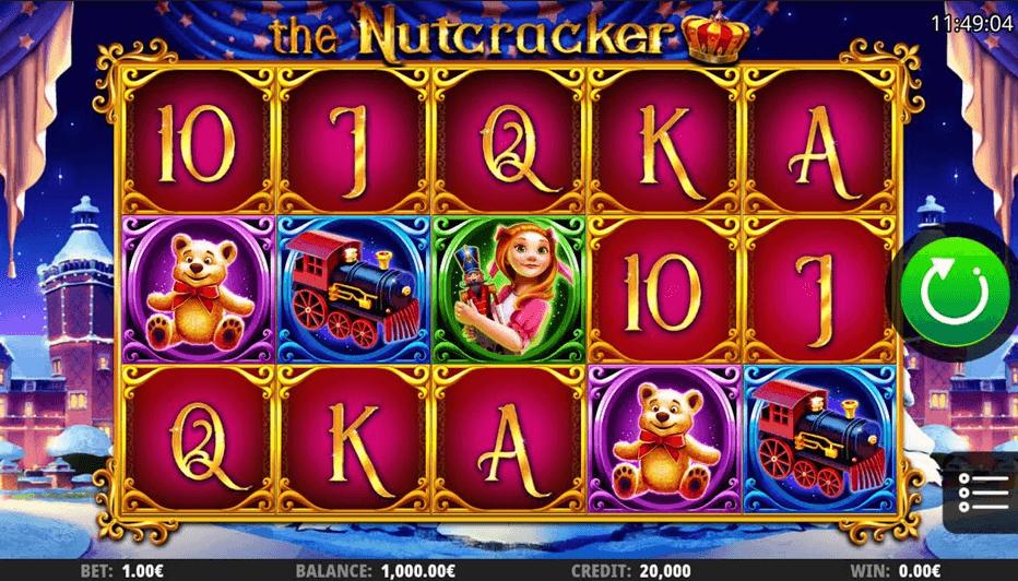 The Nutcracker Slot Mobil