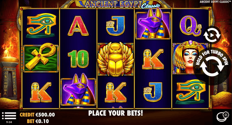 Ancient Egypt Classic Slot Mobil