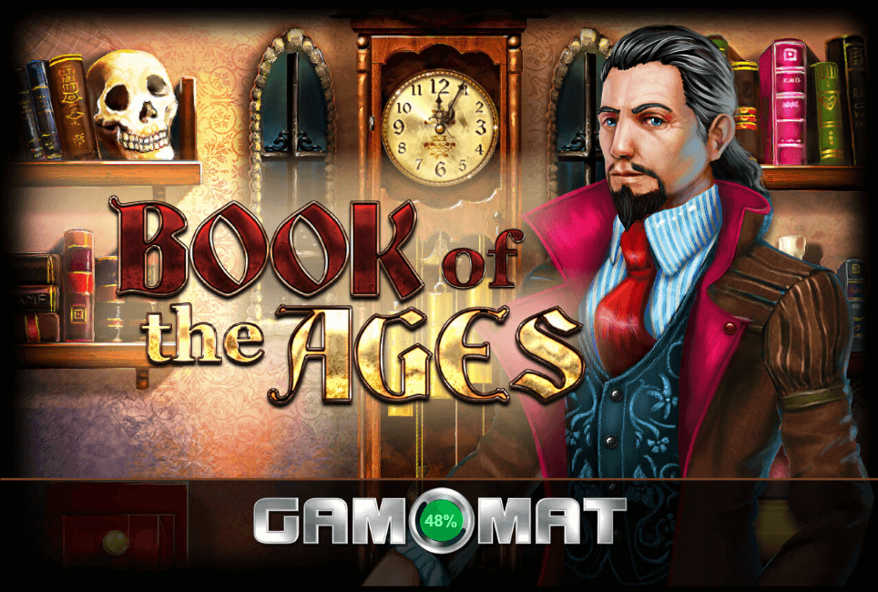 Book of Ages Slot