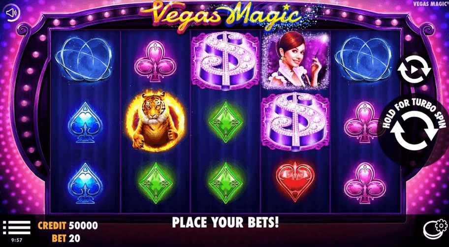 Vegas Magic Slot Mobil