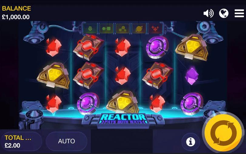 Reactor Slot Mobil