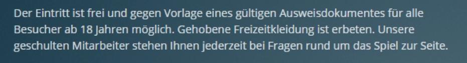 Spielbank Sachsen Kleiderordnung