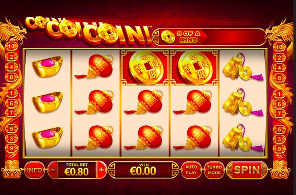 Coin Coin Coin Slot