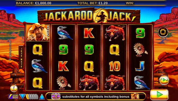 Jackaroo Jack Slot